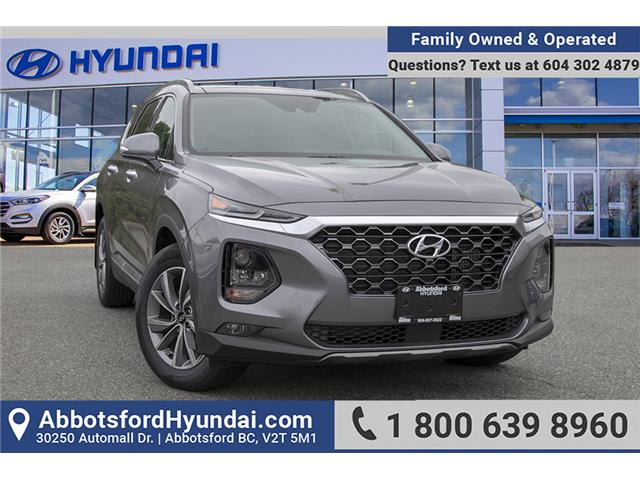 2019 Hyundai Santa Fe Luxury (Stk: KF109634) in Abbotsford - Image 1 of 29