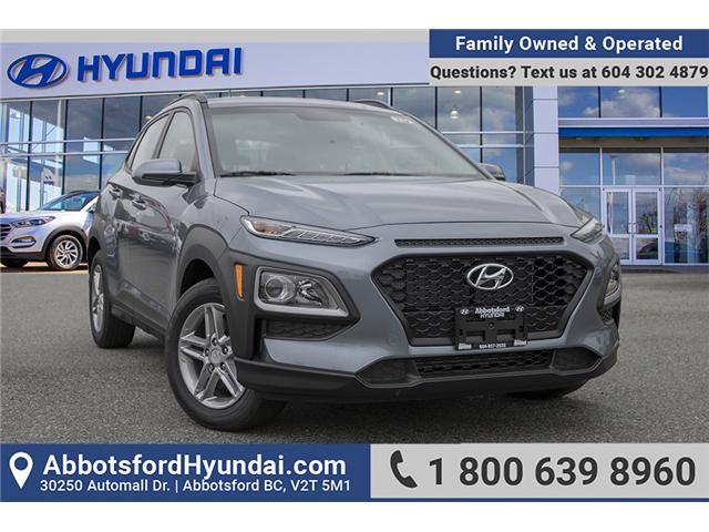 2019 Hyundai KONA 2.0L Essential (Stk: KK355133) in Abbotsford - Image 1 of 30