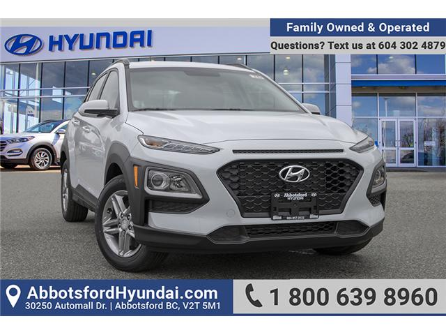 2019 Hyundai Kona 2.0L Essential (Stk: KK355853) in Abbotsford - Image 1 of 30