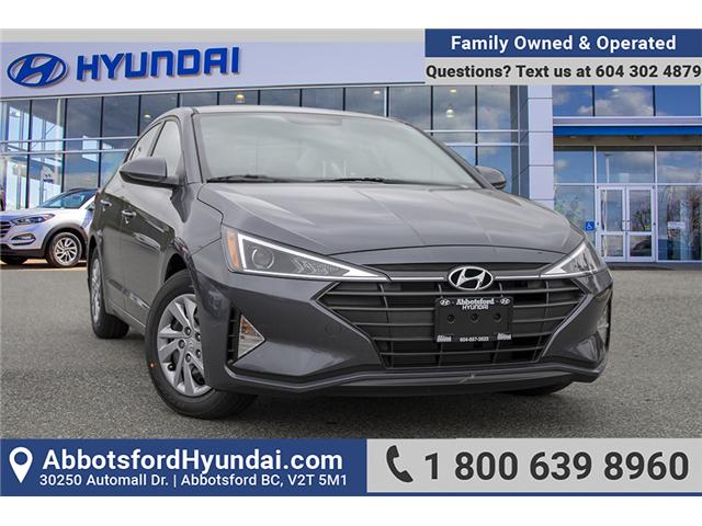 2020 Hyundai Elantra ESSENTIAL (Stk: LE908140) in Abbotsford - Image 1 of 30