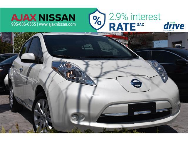 2017 Nissan LEAF S (Stk: P4104A) in Ajax - Image 1 of 31