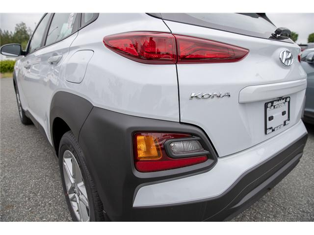 2019 Hyundai Kona 2.0L Essential (Stk: KK355853) in Abbotsford - Image 12 of 30