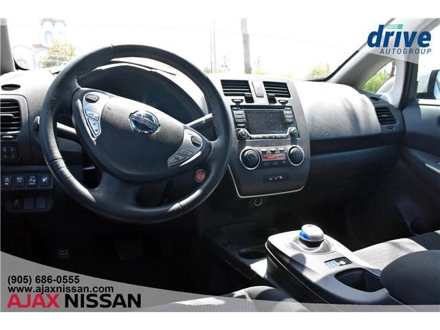2017 Nissan LEAF S (Stk: P4104A) in Ajax - Image 2 of 31