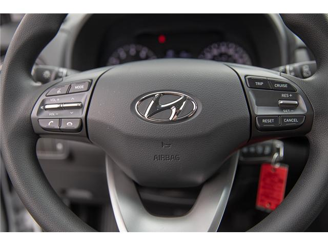 2019 Hyundai Kona 2.0L Essential (Stk: KK355853) in Abbotsford - Image 24 of 30