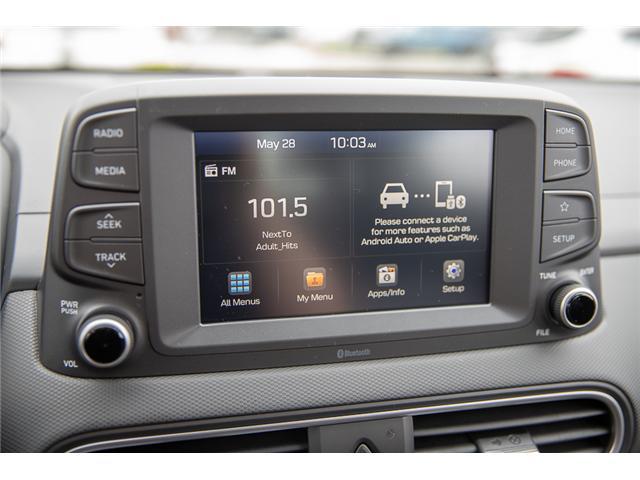 2019 Hyundai Kona 2.0L Essential (Stk: KK355853) in Abbotsford - Image 26 of 30