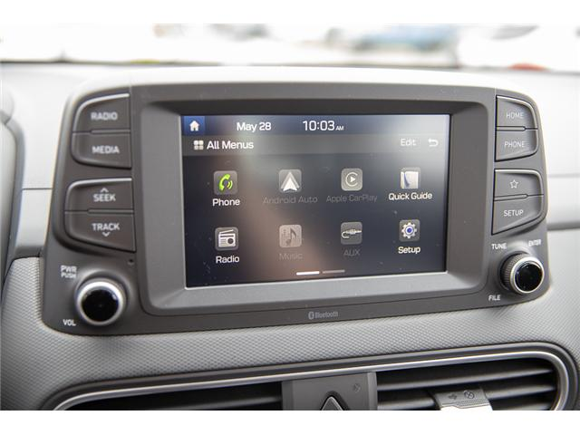 2019 Hyundai Kona 2.0L Essential (Stk: KK355853) in Abbotsford - Image 28 of 30