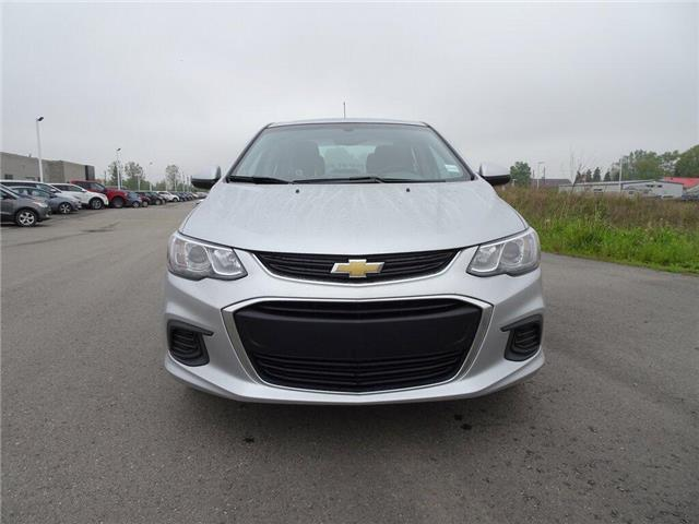 2018 Chevrolet Sonic LT | KEYLESS ENTRY | BACKUP CAM | TOUCH SCREEN | (Stk: DR217) in Brantford - Image 2 of 36
