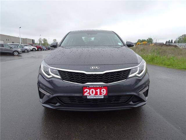 2019 Kia Optima LX+ | PWR HTD SEATS | HTD WHEEL | PUSH START | (Stk: DR239) in Brantford - Image 2 of 39