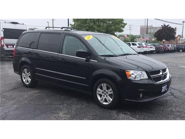 2017 Dodge Grand Caravan Crew (Stk: 44317) in Windsor - Image 2 of 11