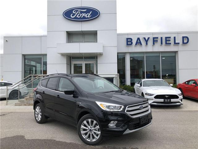 2019 Ford Escape SEL (Stk: ES19681) in Barrie - Image 1 of 27