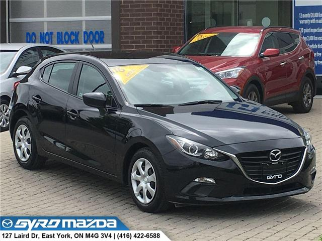 2016 Mazda Mazda3 Sport GX (Stk: 28804) in East York - Image 1 of 28