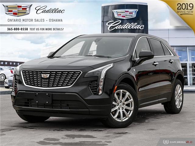 2019 Cadillac XT4 Luxury (Stk: 9211614) in Oshawa - Image 1 of 19