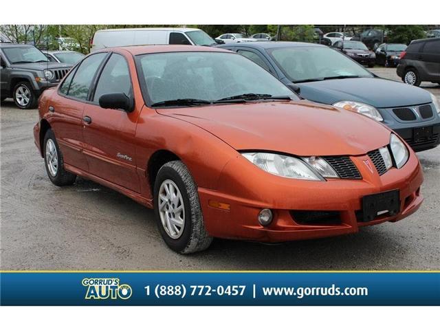 2005 Pontiac Sunfire  (Stk: 127435) in Milton - Image 1 of 12