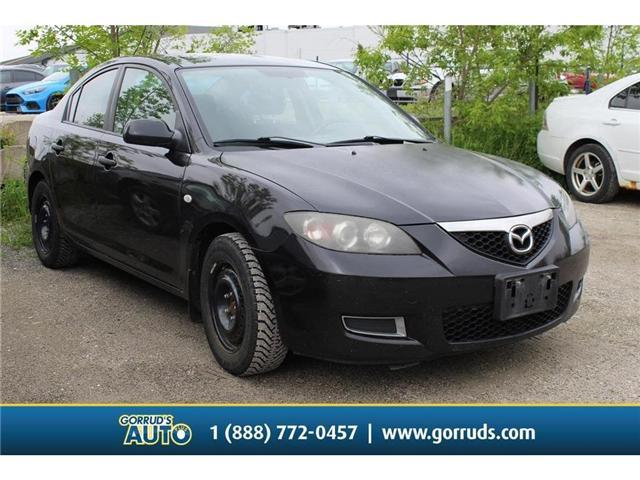 2009 Mazda Mazda3 GS (Stk: 256204) in Milton - Image 1 of 11