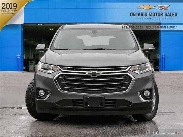 2019 Chevrolet Traverse LT (Stk: T9219492) in Oshawa - Image 2 of 19