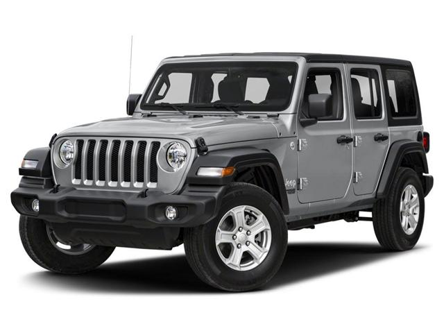 2019 Jeep Wrangler Unlimited Sahara (Stk: K638241) in Surrey - Image 1 of 9