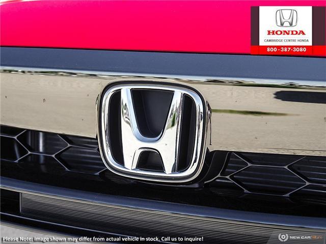 2019 Honda Accord Sport 1.5T (Stk: 19870) in Cambridge - Image 9 of 24