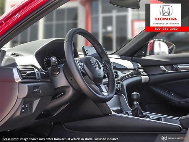 2019 Honda Accord Sport 1.5T (Stk: 19870) in Cambridge - Image 12 of 24