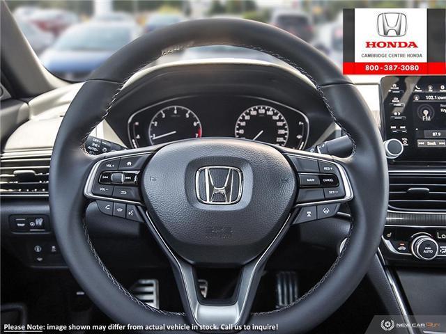 2019 Honda Accord Sport 1.5T (Stk: 19870) in Cambridge - Image 14 of 24