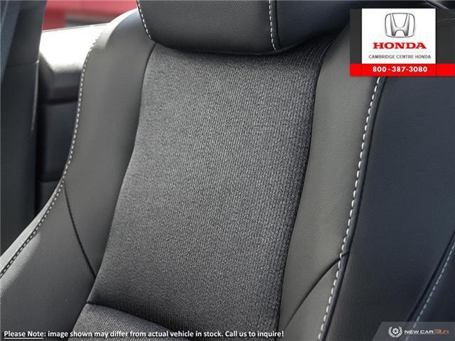 2019 Honda Accord Sport 1.5T (Stk: 19870) in Cambridge - Image 21 of 24