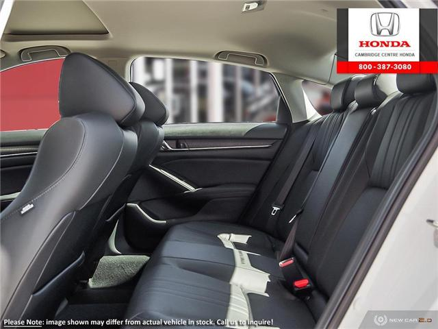 2019 Honda Accord EX-L 1.5T (Stk: 19871) in Cambridge - Image 22 of 24