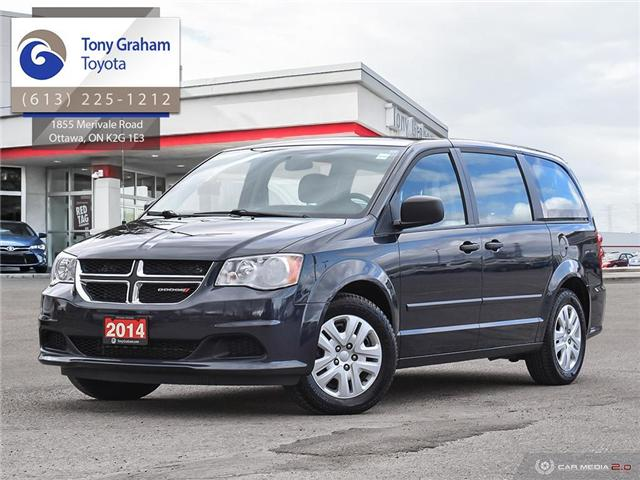 2014 Dodge Grand Caravan SE/SXT (Stk: D11524A) in Ottawa - Image 1 of 26