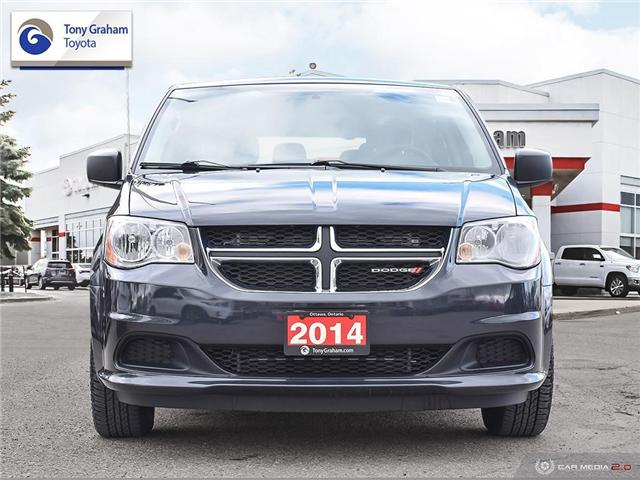 2014 Dodge Grand Caravan SE/SXT (Stk: D11524A) in Ottawa - Image 2 of 26