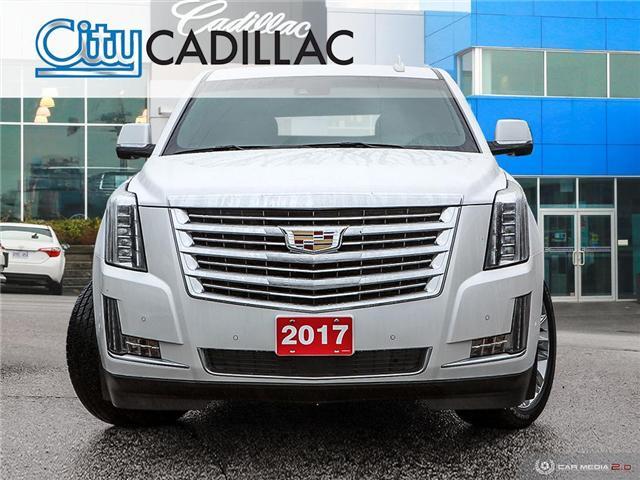 2017 Cadillac Escalade ESV Platinum (Stk: R12283) in Toronto - Image 2 of 27