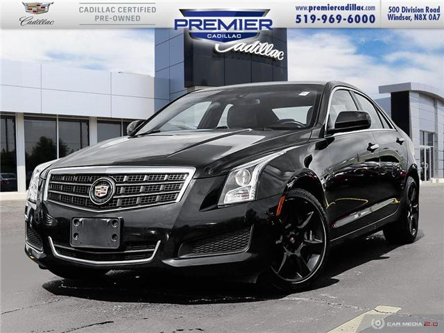 2014 Cadillac ATS 2.0L Turbo (Stk: 191915A) in Windsor - Image 1 of 27