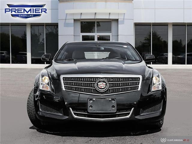 2014 Cadillac ATS 2.0L Turbo (Stk: 191915A) in Windsor - Image 2 of 27