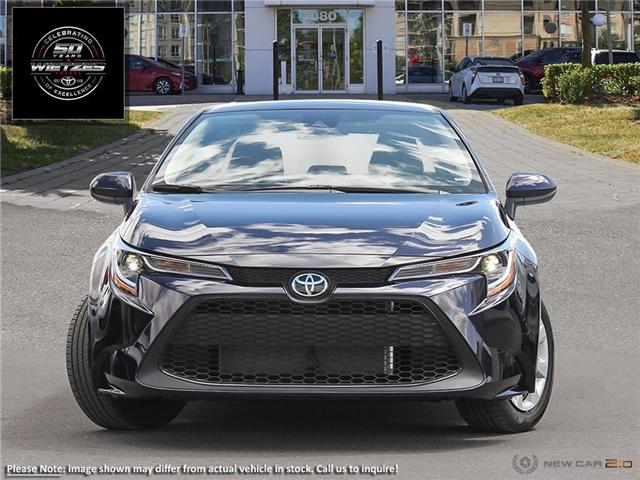 2020 Toyota Corolla LE (Stk: 68841) in Vaughan - Image 2 of 24