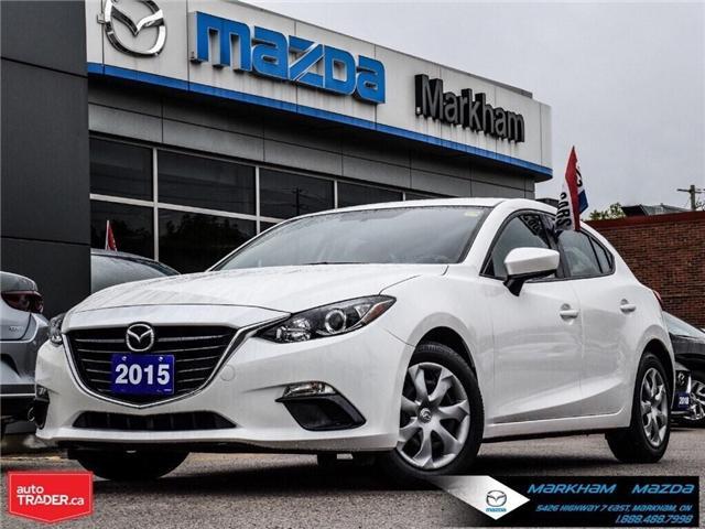 2015 Mazda Mazda3 Sport GX (Stk: P1872) in Markham - Image 1 of 24