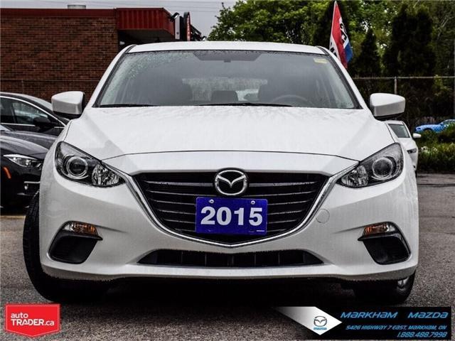 2015 Mazda Mazda3 Sport GX (Stk: P1872) in Markham - Image 2 of 24
