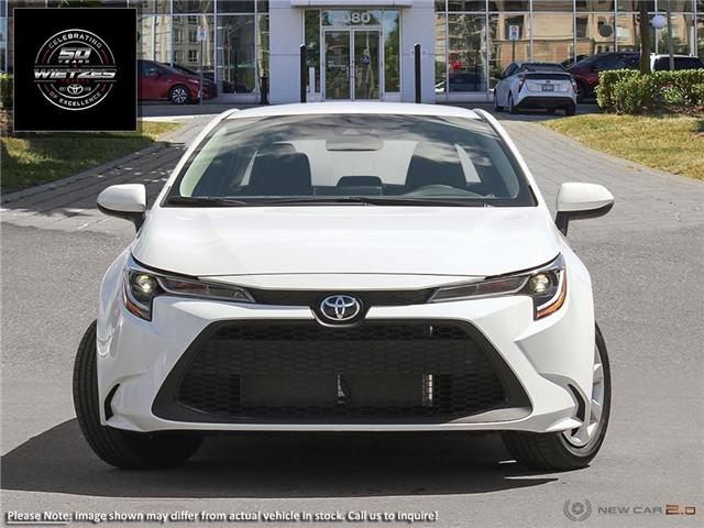 2020 Toyota Corolla LE (Stk: 68702) in Vaughan - Image 2 of 24
