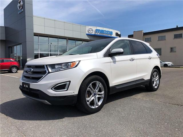 2016 Ford Edge Titanium (Stk: 19T061A) in Kingston - Image 2 of 18