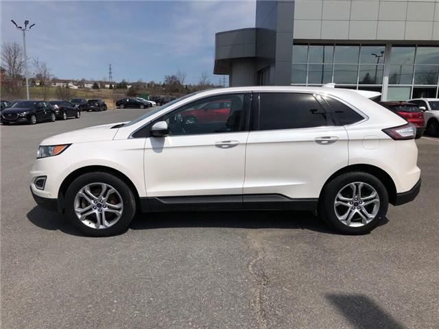 2016 Ford Edge Titanium (Stk: 19T061A) in Kingston - Image 3 of 18
