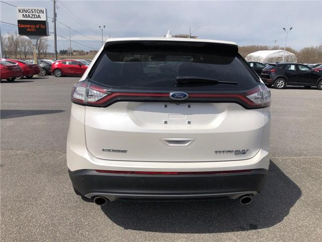 2016 Ford Edge Titanium (Stk: 19T061A) in Kingston - Image 5 of 18