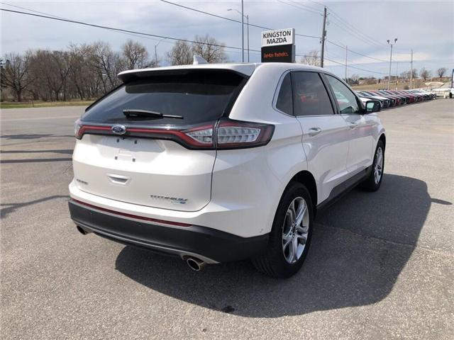 2016 Ford Edge Titanium (Stk: 19T061A) in Kingston - Image 6 of 18