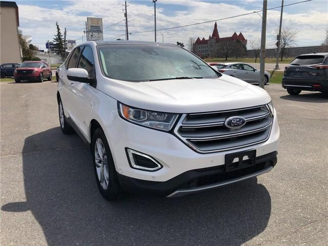 2016 Ford Edge Titanium (Stk: 19T061A) in Kingston - Image 8 of 18