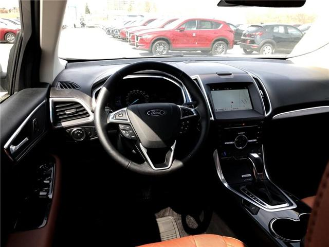 2016 Ford Edge Titanium (Stk: 19T061A) in Kingston - Image 14 of 18