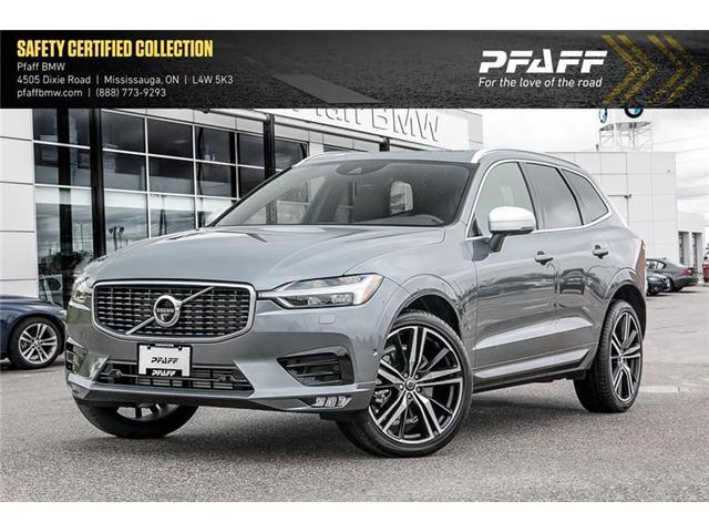 2019 Volvo XC60 T6 R-Design (Stk: 21556A) in Mississauga - Image 1 of 22