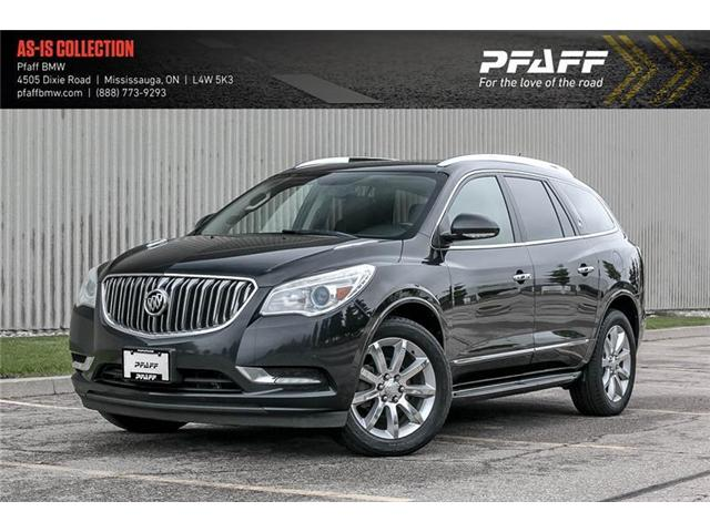 2013 Buick Enclave Premium (Stk: 22262A) in Mississauga - Image 1 of 22