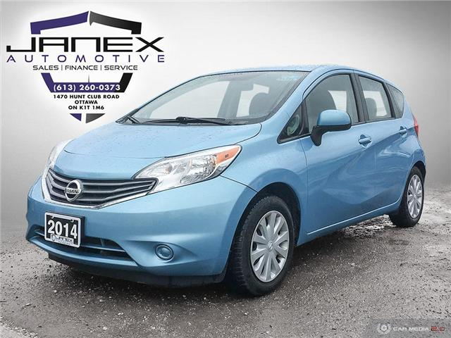 2014 Nissan Versa Note 1.6 SV (Stk: 19180) in Ottawa - Image 1 of 21