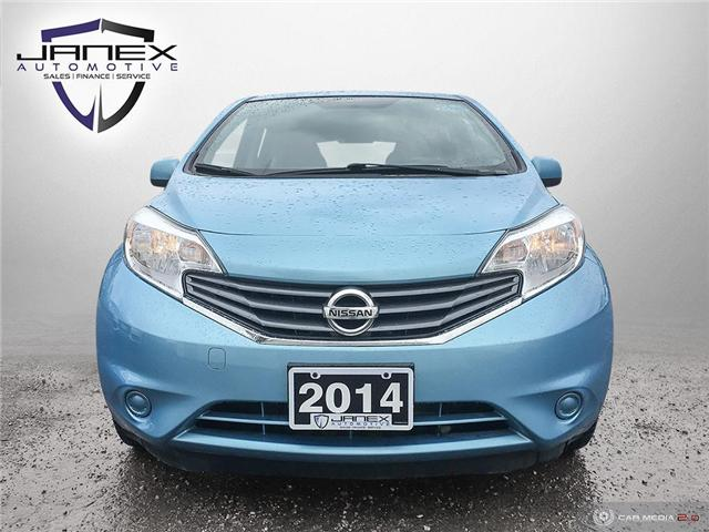 2014 Nissan Versa Note 1.6 SV (Stk: 19180) in Ottawa - Image 2 of 21