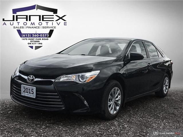 2015 Toyota Camry LE (Stk: 18667-A) in Ottawa - Image 1 of 27