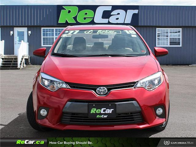 2016 Toyota Corolla LE (Stk: 190610A) in Fredericton - Image 2 of 23