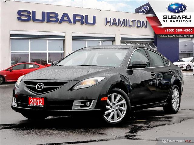 2012 Mazda MAZDA6 GS-V6 (Stk: S7556A) in Hamilton - Image 1 of 26