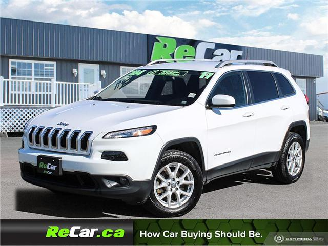 2017 Jeep Cherokee North (Stk: 190620A) in Saint John - Image 1 of 24