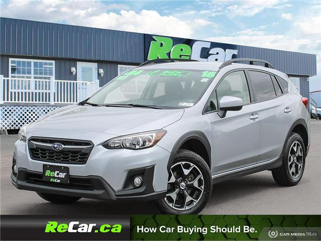 2018 Subaru Crosstrek Touring (Stk: 190298B) in Saint John - Image 1 of 22