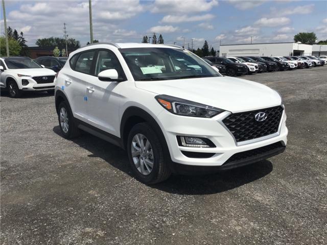 2019 Hyundai Tucson Preferred (Stk: R95909) in Ottawa - Image 1 of 11